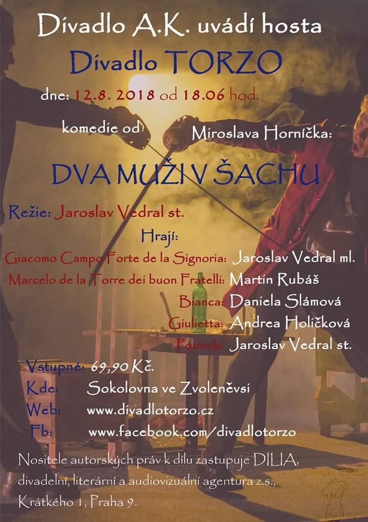 Divadlo ve Zvoleněvsi 1