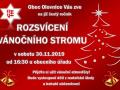 ROZSVÍCENÍ VÁNOČNÍHO STROMEČKU V OLOVNICI - 6. ročník 2