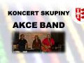 Koncert skupiny AkceBand 1